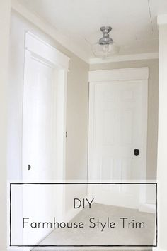 This DIY farmhouse s