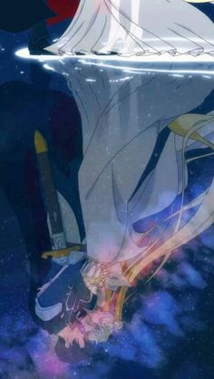 Sailor Moon Crystal - Endymion & Serenity