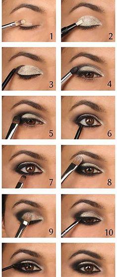 How To Do Smokey Eye Makeup? – Top 10 Tutorials...