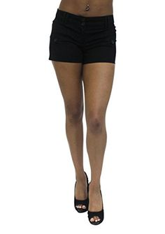 Black Cargo Small Shorts *** Read more reviews of the product by visiting the link on the image.