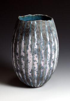 ceramic vessel, Peter Beard