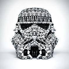 Hyperactive Studio - Stormtrooper - Galerie Sakura
