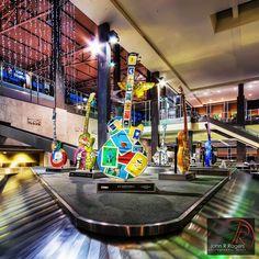 ABIA GuitarTown Guitars. Austin–Bergstrom International Airport 11