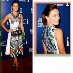 Look of the Day | Olivia Wilde