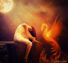 """El pájaro de fuego - """"Vas a entregarte a mí, com la primera vez. Vas a delrirar de amor, sentir mi calor. Me vas a pertenecer. Soy un pájaro de fuego. Amándote como un loco y quiero tu amor prohibido.."""" https://www.youtube.com/watch?v=a2vMQlmnzoQ ℒℴ√ℯ Sℯ¢rℯt ♡"""