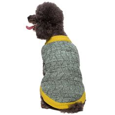 Blueberry Pet Clothes for Dogs Melange Dog Sweater >>> Amazing product just a click away  : Dog sweaters