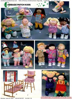 Christmas Catalogs, Christmas Books, Toy Catalogs, Pound Puppies, Cabbage Patch Kids, Vintage Toys, Car Seats, The Past, Memories