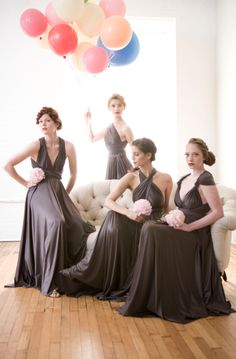 dresses by twobirds Bridesmaid