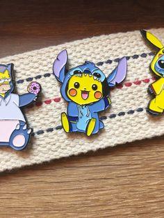 PRE ORDER Pokemon Soft Enamel Pin / Disney Soft by ThePinShoppe