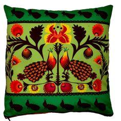Designerska #poduszka dekoracyjna #Folk № gd49