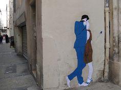 C'était bien l'amour sur les murs | Artskills