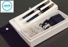 Το clever Cig eGo-T σετ περιέχει:  • 2 Ατμοποιητές eGo-T  • 2 μπαταριές 650mah  • 5 επιστόμια  • 1 φορτιστή USB  • 1 φορτιστή ρεύματος USB  • 1 Πολυτελής θήκη μεταφοράς με φερμουάρ (σε άσπρο, κόκκινο και μαύρο)  • 1 Εγχειρίδιο χρήσης στα Ελληνικά  • Πολυτελής Συσκευασία  • Επιλογή χρώματος: γυαλιστερό μαύρο, άσπρο, νίκελ --- http://www.livesocial.gr/prosfora-ilektroniko-tsigaro.html