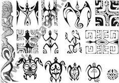 maori lizard tatoo | ... Tatuagem Maori – Fotos e Desenhos Tatoo de Borboleta – Significado