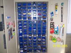 How do you organize small hardware (nuts & bolts etc...) ? - The Garage Journal Board
