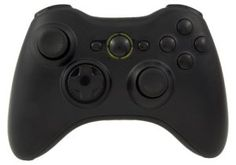 Black Out Xbox 360 Modded Controller $69.99 http://rapidfiregamer.com/black-xbox-360-modded-controller/ #xbox360controllers #xboxmoddedcontroller #xbox360rapidfire