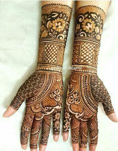 Simple Arabic Mehndi Designs, Mehndi Designs Book, Full Hand Mehndi Designs, Stylish Mehndi Designs, Mehndi Design Pictures, Mehndi Designs For Girls, Mehndi Designs For Fingers, Rajasthani Mehndi Designs, Dulhan Mehndi Designs