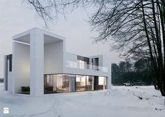 Jolie maison contemporaine MAISON RĄBIEŃ par Reform Marcin Tomaszewski - Pologne | Construire Tendance