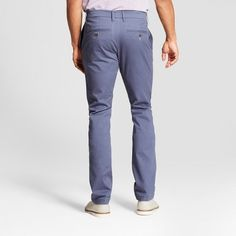 a6d8951a3ca Men s Slim Fit Hennepin Chino Pant - Goodfellow  amp  Co Navy 28X30