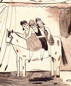 Fenómenos de circo by Inma Lorente, via Flickr