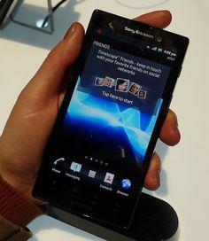 Sony's Xperia Ion