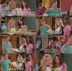 Riley, Lucas, Zay, and Maya (Girl Meets World; Girl Meets Texas Part 1)