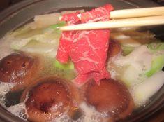 Beef shabu-shabu recipes, including ponzu and sesame dipping sauces. MY FAVORITE