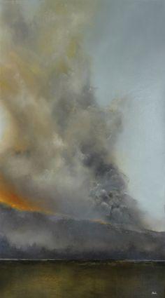 """""""It Was Always Burning""""  by Adam Hall"""