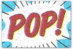 Make your next PR pitch POP with art | Articles | Home