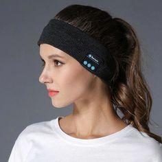 YEINDBOOSmart Wearable Headphone StereoMagicMusic Headband Sports Bluetooth Wireless Headset With mic Answer Call for SmartPhon. Wireless Headset, Bluetooth Headphones, Sleep Headphones, Music, Sports, Sport, Muziek, Musik, Songs