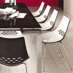 Have to have it. Calligaris Jam Dining Chairs - Set of 2 $532.96