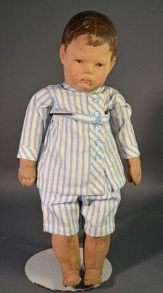 Withington Auction Kathe Kruse doll