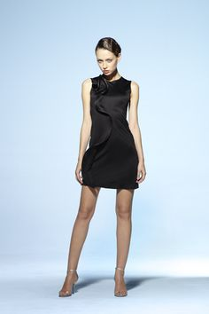 Collection soir Suzanne Ermann, robe Capucine.