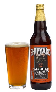 Smashed Pumpkin | Shipyard Brewing Company