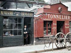 Photos couleur de Paris 1900  2Tout2Rien