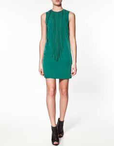 Vestido - Zara