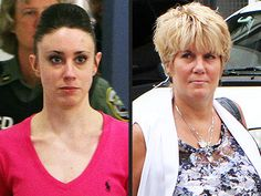 """Almost a year after her acquittal in the death of her 2-year-old daughter Caylee, Casey Anthony is living life in seclusion. But perhaps the strangest thing about her life now is the macabre memento that Anthony, 26, keeps around her neck. Anthony reconciled with her mother Cindy, who recently sent Casey a necklace containing Caylee's ashes. Cindy wears an identical necklace herself. """"Casey told me it was the way the Anthony women would be together forever,"""" a friend of Casey said."""