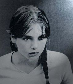 [young] Actress Isabelle Adjani - Her father Mohammed Cherif Adjani was from Kabylia