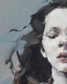 by Ingebjørg Frøydis Støyva Face Art, Art Faces, Artwork, Create, Work Of Art, Auguste Rodin Artwork, Artworks, Illustrators, Makeup Art