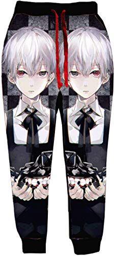 Pop Anime Printing Jogger Pants 001-60