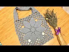 Crotchet Bags, Crochet Box, Knitted Bags, Crochet Handbags, Crochet Purses, Diy Bag Tags, Mochila Crochet, Crochet Videos, Cute Bags