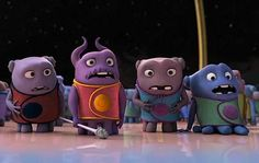 """Trailer for Dreamworks' new animated film """"Home,"""" starring Rihanna and Jim Parsons"""