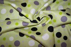 J.Swafing Contempo Dots Polka Dots Punkte Tupfen Baumwoll Deko Bekleidung Stoff