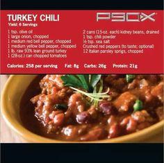 P90x recipe
