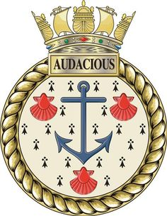 HMS_Audacious_badge.jpg (464×600)