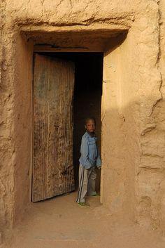 Gates of Agadez - Niger