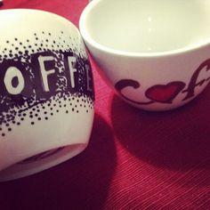 Sharpie mugs .