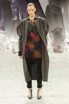 Défilé Chanel Automne-hiver 2012-2013 Prêt-à-porter