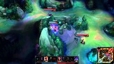 Lee Sin flash outplay