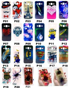 For Samsung Galaxy Core Prime G360 G3606 G3608 Minions Rose Love Hard Case Cover #UnbrandedGeneric