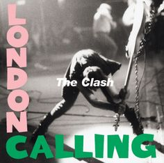 Readers Poll: The Best Album Covers of All Time Pictures - 5. The Clash, 'London Calling' | Rolling Stone